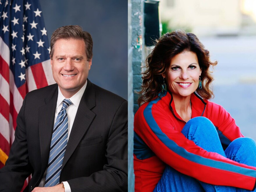 Republican Congressman Mike Turner faced Democrat Theresa Gasper in the November midterm elections