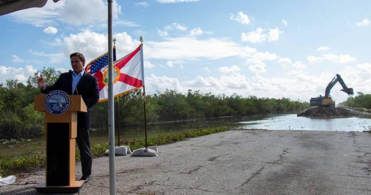 Gov. DeSantis, Ag. Commissioner Fried Offer Different Takes On Red Tide In Florida