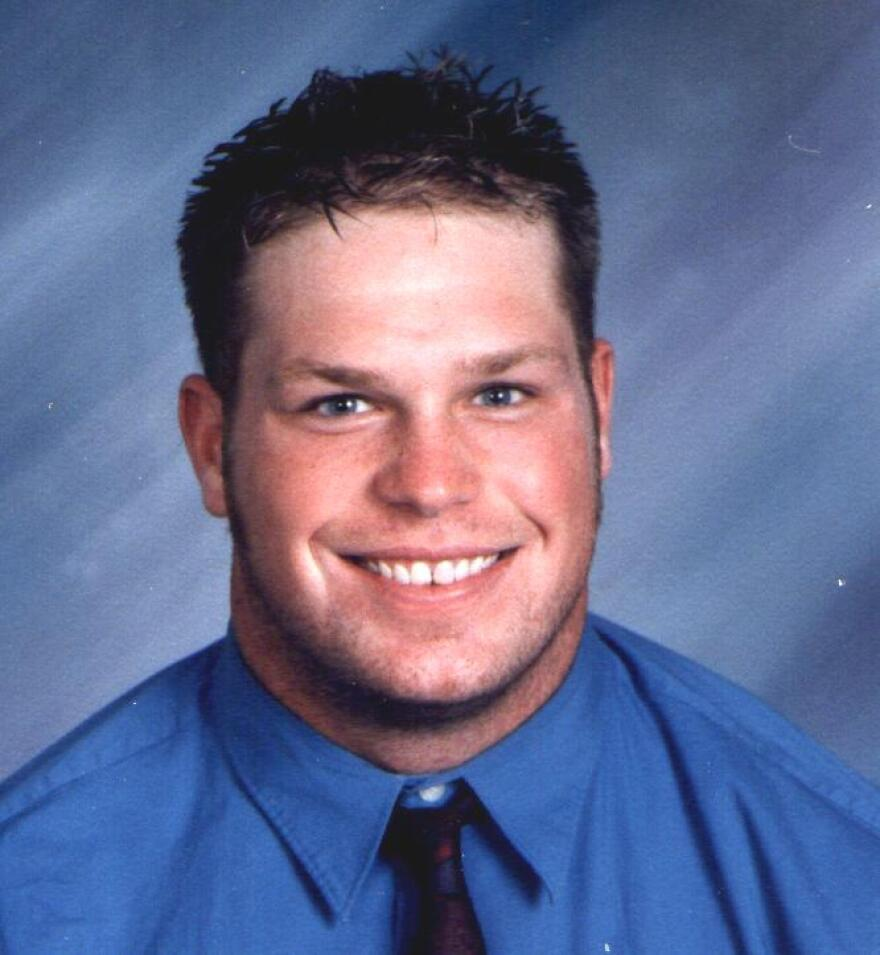 Cory Wilson, in an undated photo. He was one of three people killed in the shooting rampage at ABB on Jan. 7, 2010.