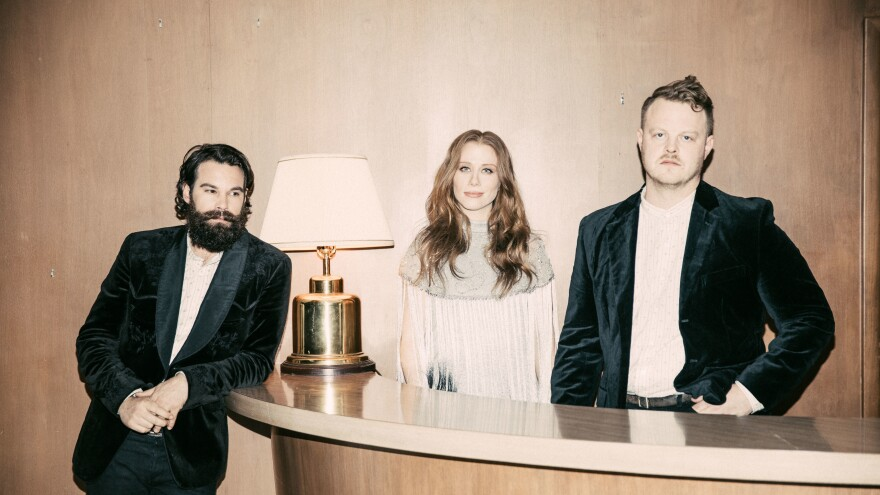 The Lone Bellow's new album, <em>Walk Into A Storm</em>, comes out Sept. 15.