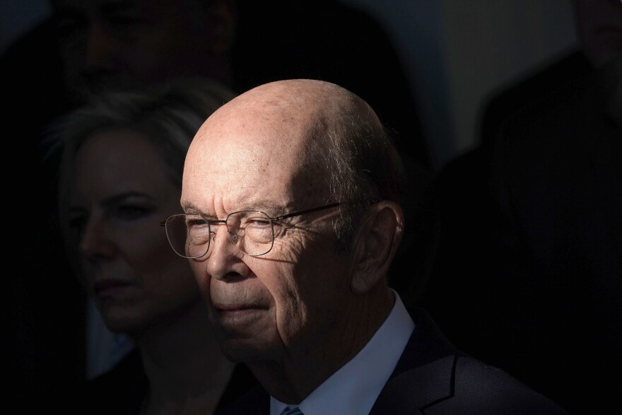 A government ethics watchdog refused to certify Commerce Secretary Wilbur Ross' recent financial disclosure, a rare rebuke of a Cabinet official.