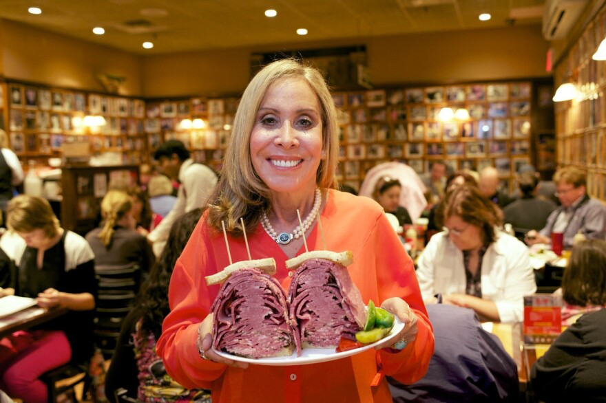 Marian Harper is the owner of the iconic deli. She inherited the restaurant from her father.