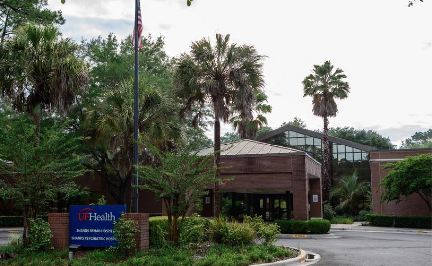UF Health Shands Psychiatric Hospital UF Health Shands Psychiatric Hospital