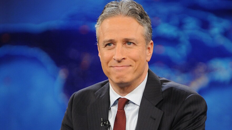 """The minute I say I'm not going to do [<em>The Daily Show</em>] anymore, I will miss it like crazy,"" Jon Stewart says."