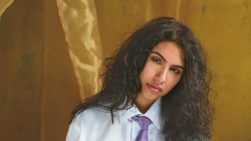"""""""At the and of the day, I feel like your purpose can come from making one person feel like they're not alone,"""" Alessia Cara says."""