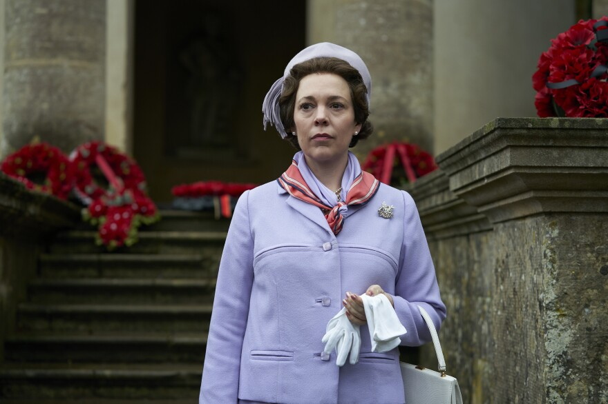 The royal We may not be amused, but you will be: Olivia Colman is Elizabeth in <em>The Crown</em> Season 3.
