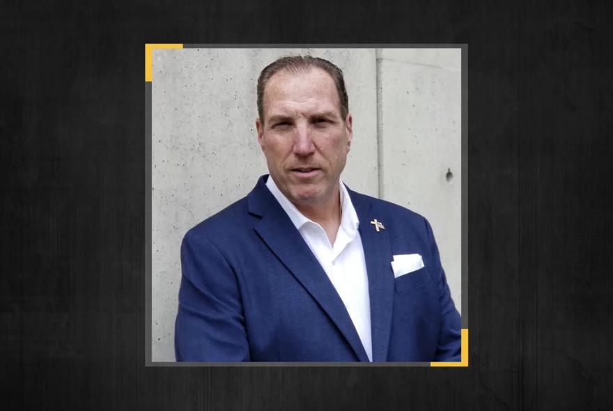Harris County GOP Chair Keith Nielsen