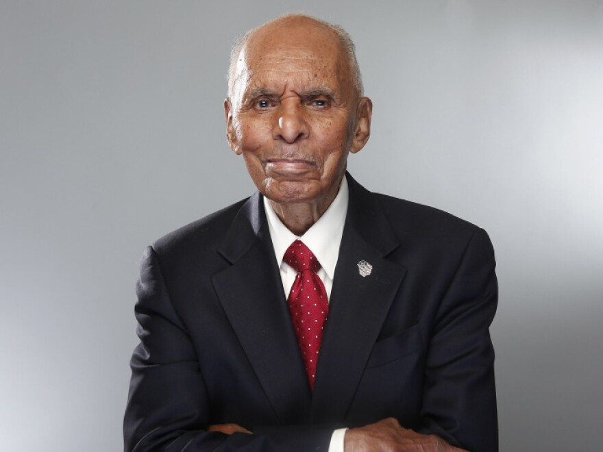 Roscoe Brown served with the Tuskegee Airmen and advised actors on the set of <em>Red Tails</em>. He's now the director of the Center for Urban Education Policy at the City University of New York.