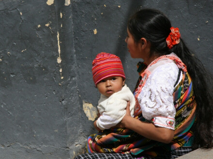 The richest women in Guatemala were about three inches taller than the poorest.