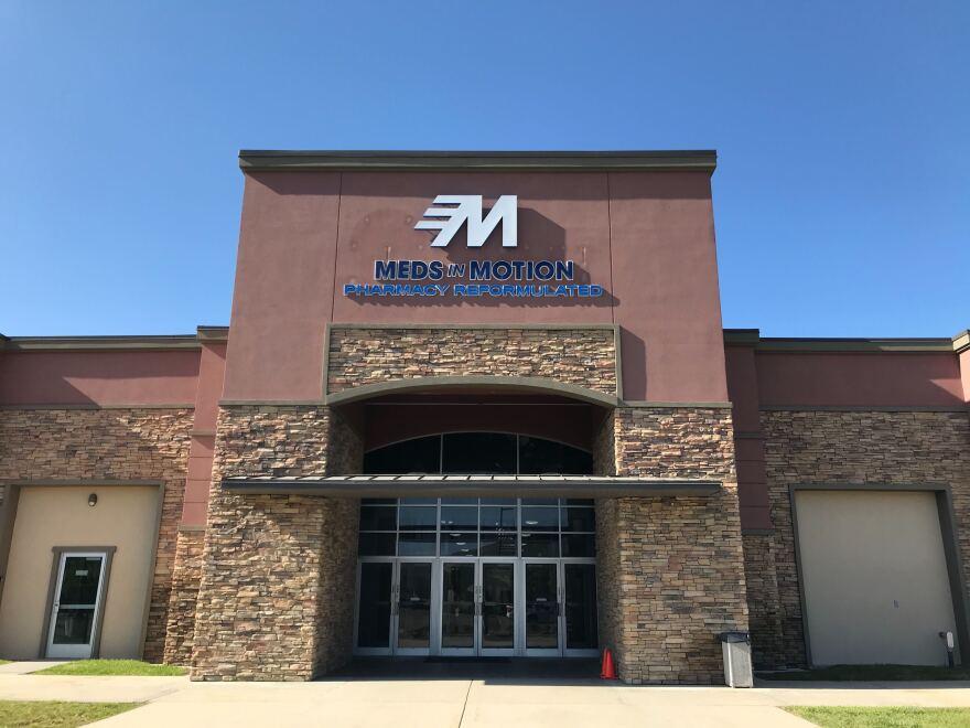 Photo of Meds in Motion building in Draper.