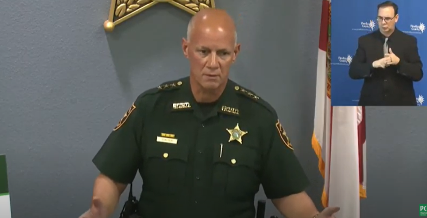 Pinellas County Sheriff Bob Gualtieri says many people are under the impression that the mask ordinance has no teeth, but he warns that businesses can face fines for non-compliance.