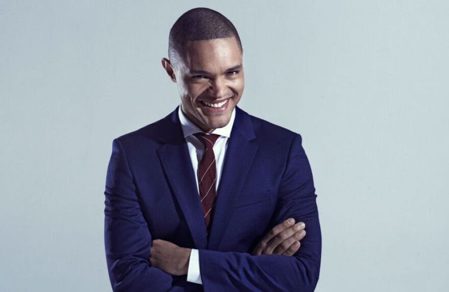 Trevor Noah, 31, will become the new host of <em>The Daily Show</em> later this year.