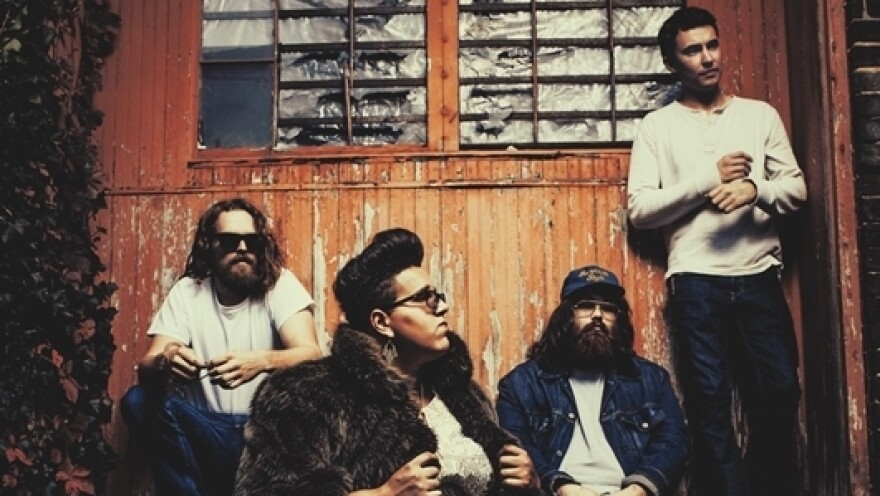 Alabama Shakes' new album, <em>Sound & Color, </em>is powered by more than just the vocals of Brittany Howard.