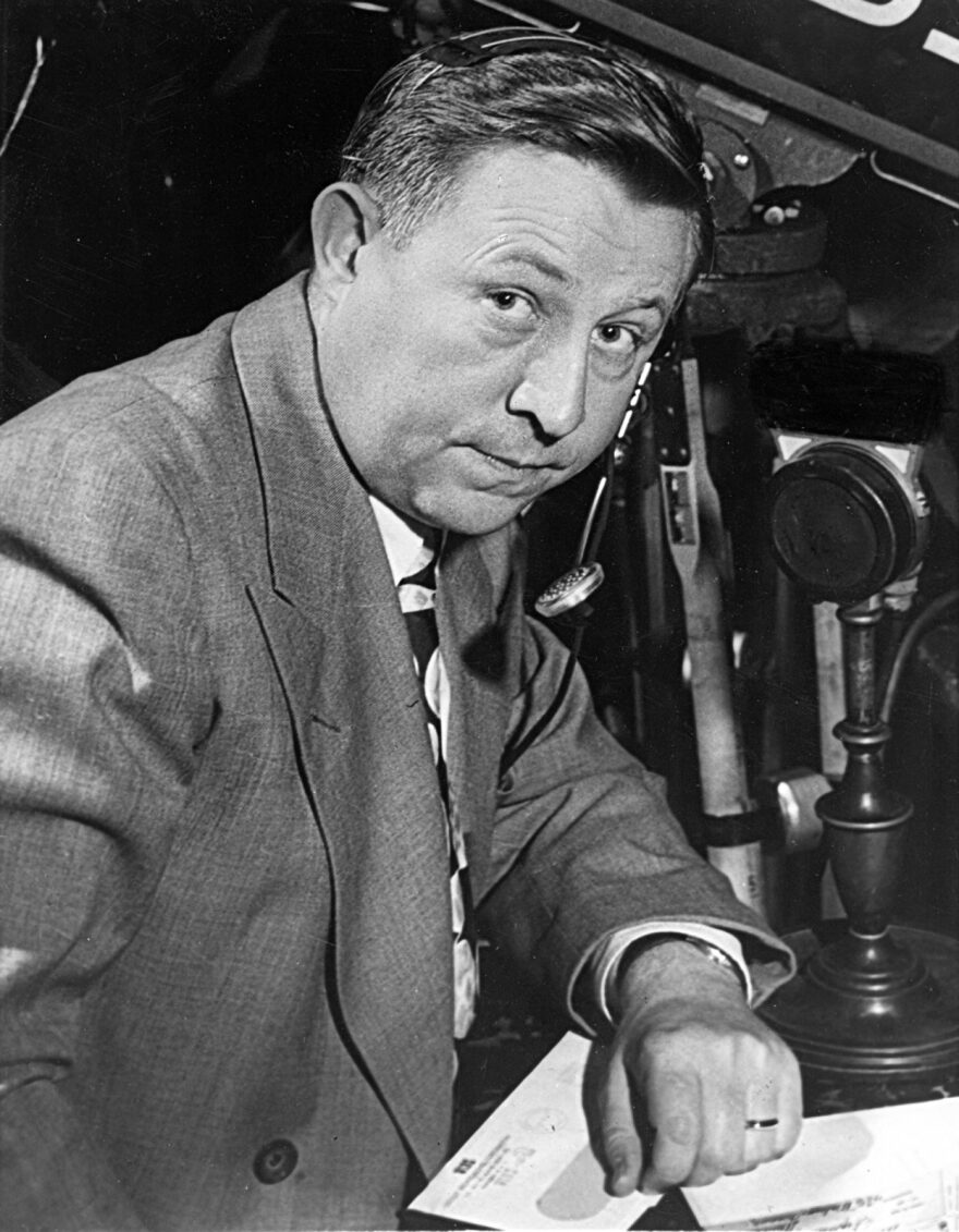 The National Recording Registry chose announcer Russ Hodges' call of the 1951 National League tiebreaker between the New York Giants and the Brooklyn Dodgers for inclusion in their archive of iconic American sounds.