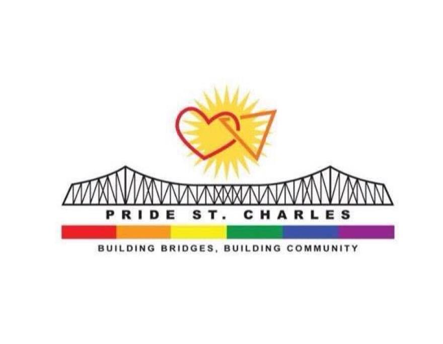 St. Charles Pride logo