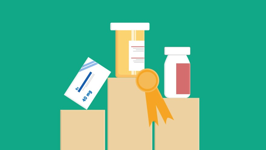 Generic drugs were the champs in three popular categories.