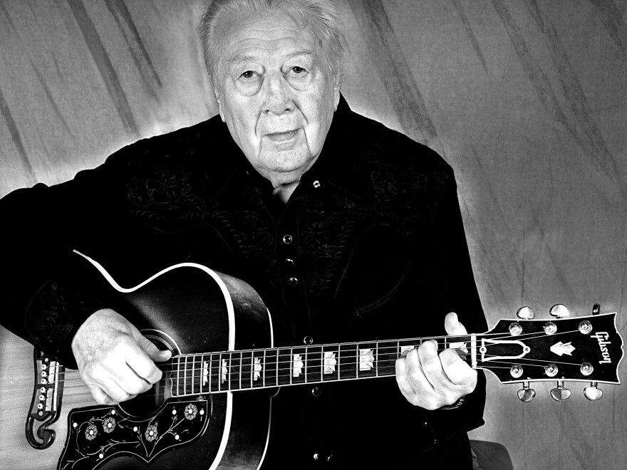 """When """"Cowboy"""" Jack Clement died in August 2013, he'd just completed what would be his final album, <em>For Once and for All</em>."""