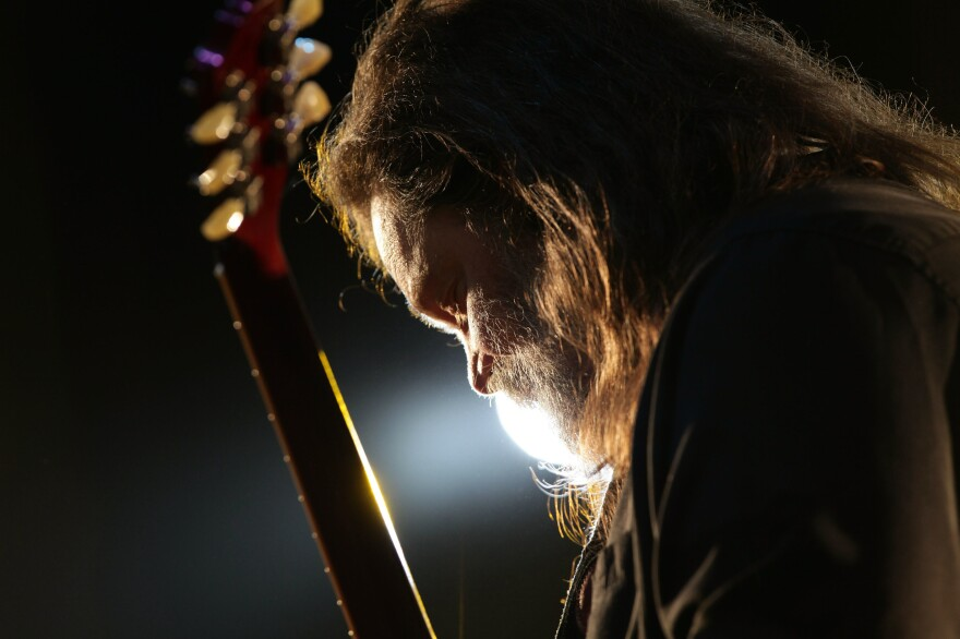 """Roky Erickson cemented his rock immortality with the 13th Floor Elevators song """"You're Gonna Miss Me"""" and, through a career interrupted by struggles with schizophrenia, he made music that caught the ear of the mainstream while remaining tantalizingly out of reach."""