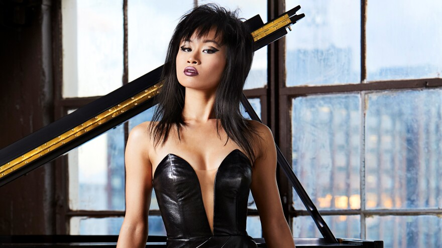 Jazz pianist Connie Han is one of our <em>Slingshot</em> artists to watch in 2020.