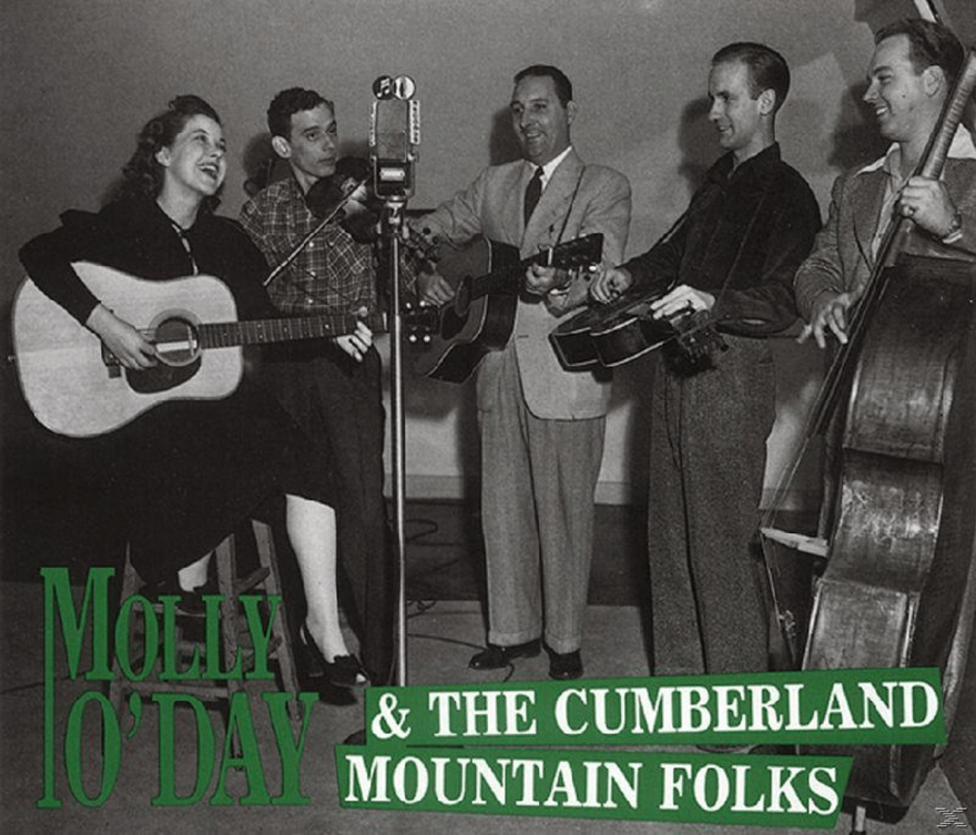Molly O'Day and the New Cumberland Mountain Folks
