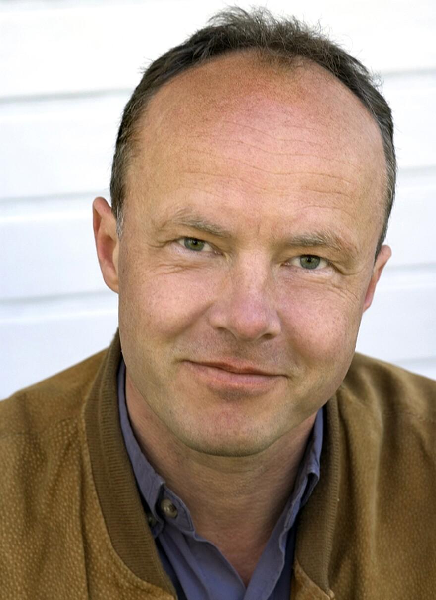 Fredrik Sjöberg is an entomologist and the author of many books, including <em>The Art of Flight</em> and <em>The Raisin King</em>.