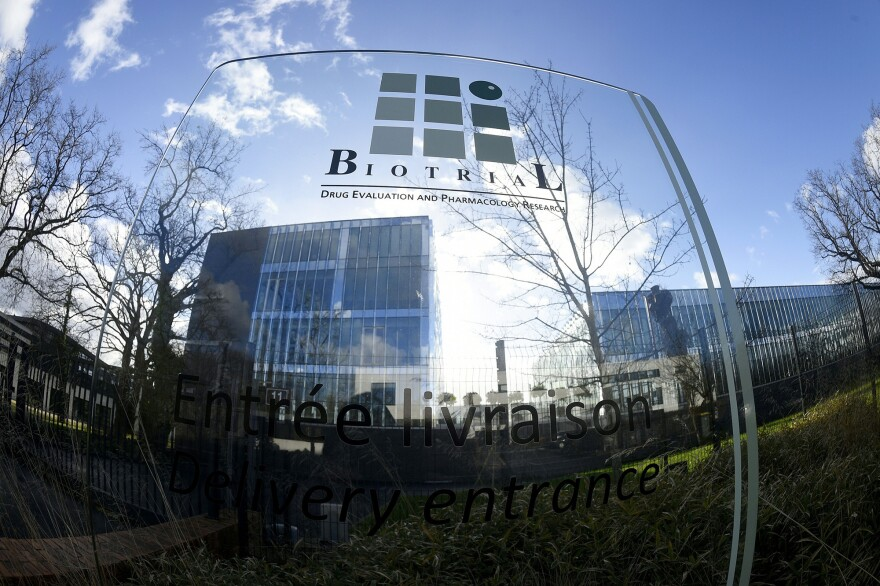 A clinical trial at the Biotrial laboratory in Rennes, France, left one person dead and put five more in the hospital.