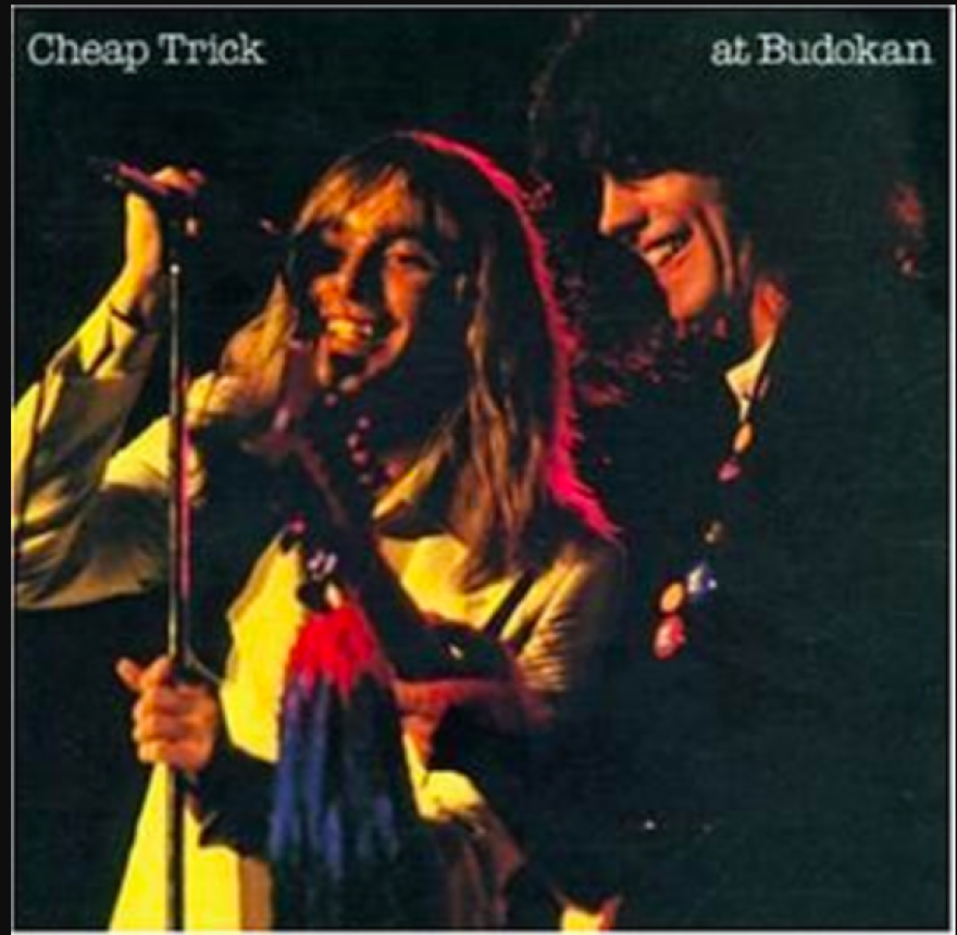 """""""Cheap Trick At Budokan"""" was only supposed to have a limited release. But it ended up being the album that broke through for the band."""