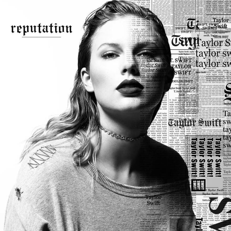 Taylor Swift's new album is called <em>Reputation</em>, which... a bit on the nose, right?