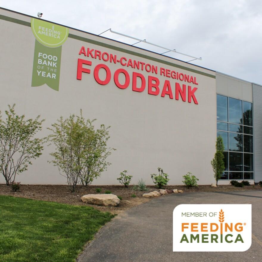 photo of Akron-Canton Regional Foodbank