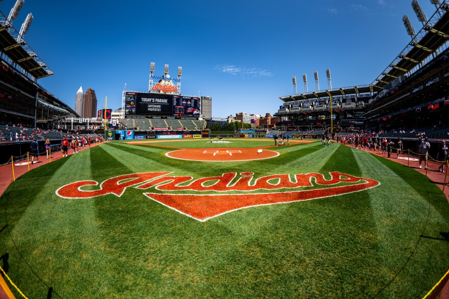 a photo of Progressive Field