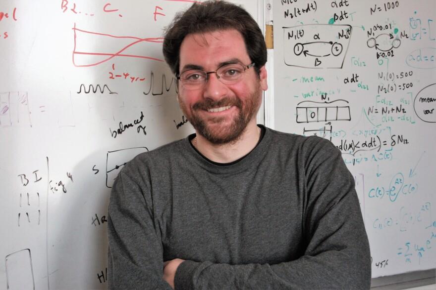 A photo of Roberto Galan