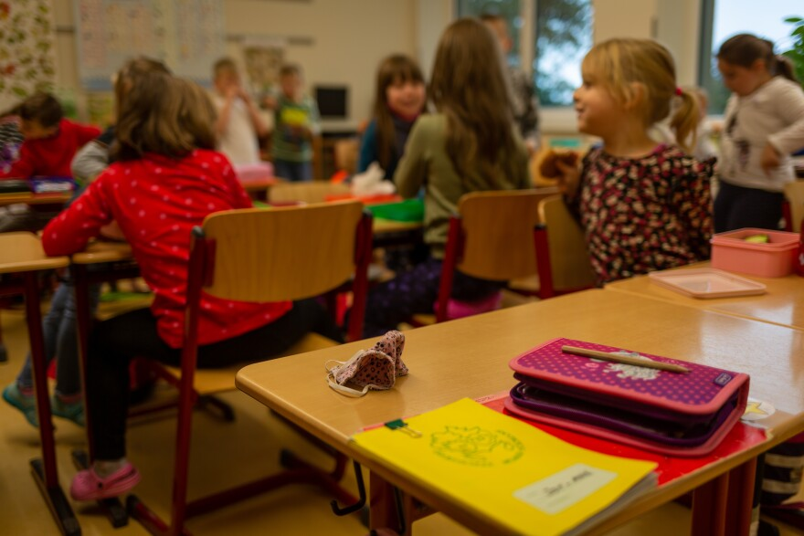 German schools reopened in August and students returned to classrooms, albeit with some restrictions, such as wearing masks while up from their desks. But the success would be short lived. Schools across the country closed again shortly before Christmas.