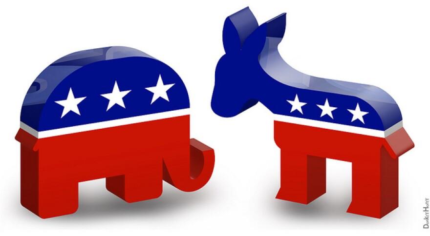 Democratic Republican logo
