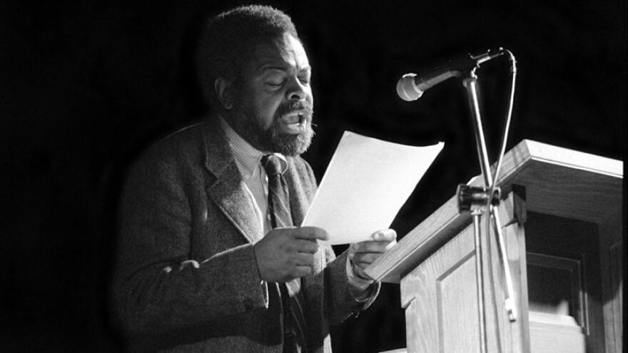 Amiri Baraka: Controversial Poet, Author And Jazz Essayist