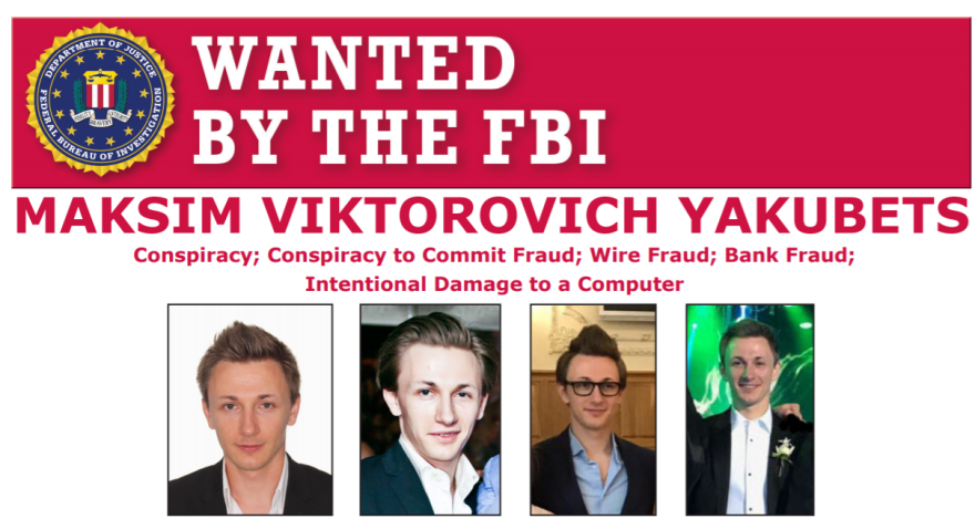 U.S. and British authorities are seeking the arrest of Russian national Maksim Yakubets. Authorities say Yakubets ran Evil Corp., a group of alleged cyber hackers who stole tens of millions of dollars from victims worldwide through phishing schemes.