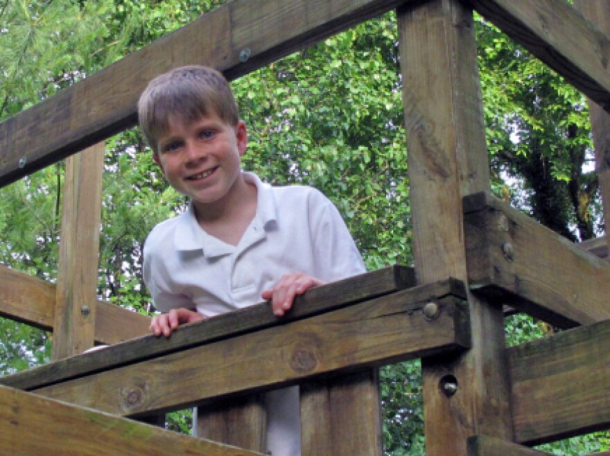 Sean Mulligan, a fifth-grader in Cincinnati, was one of the first children to  have prenatal surgery for spina bifida, more than a decade ago.