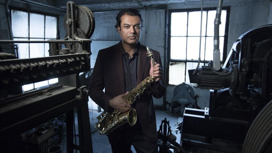 Rudresh Mahanthappa's latest album is <em>Bird Calls</em>.