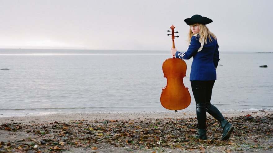 Linnea Olsson's debut album is called <em>Ah!</em>