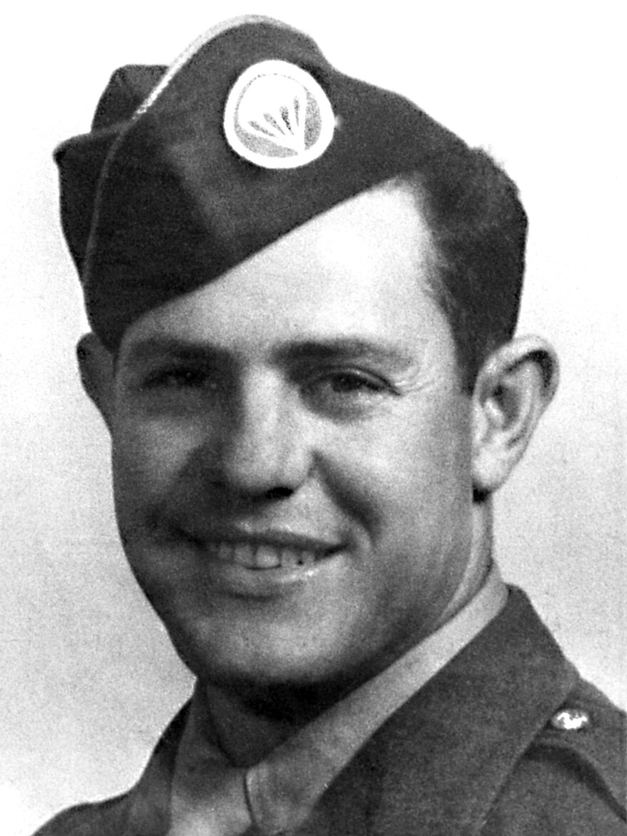 McNiece received four Bronze Stars, two Arrowhead Bronzes and was appointed a Knight of the French Legion of Honor.