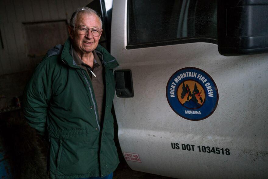 Troy Kurth, CEO of Rocky Mountain Fire Company.
