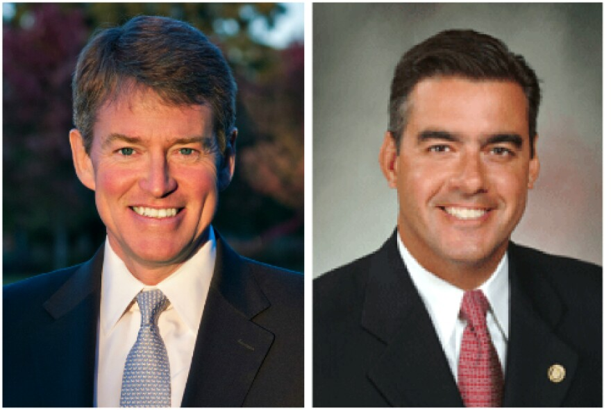 Attorney General Chris Koster, left, and Missouri Sen. Tom Dempsey have announced separate investigations of Planned Parenthood operations in the state.