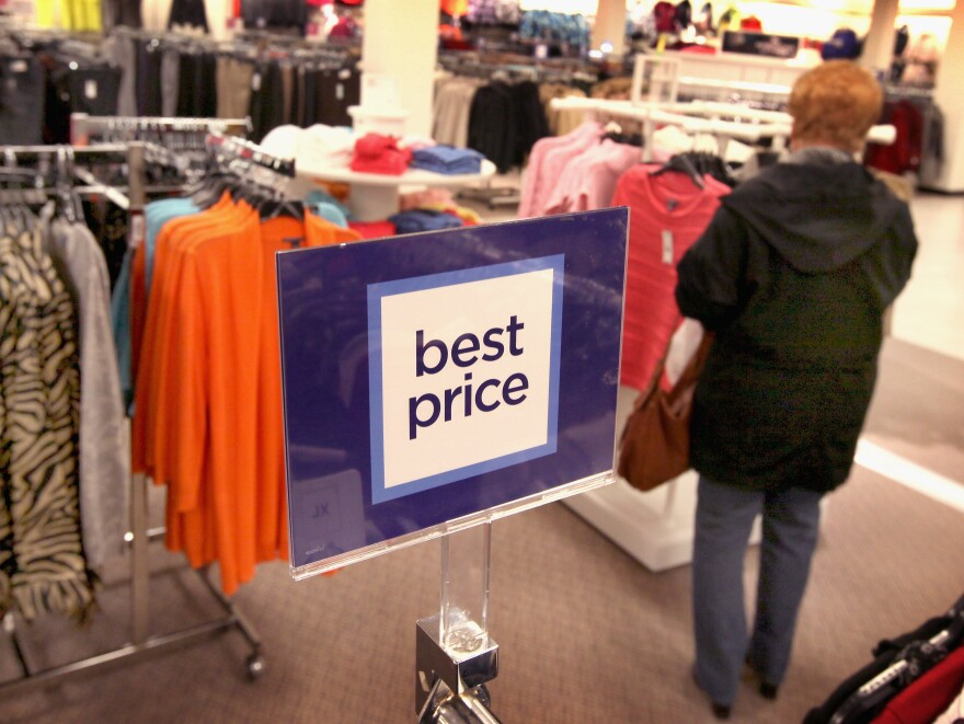 """Formerly known as """"clearance."""""""