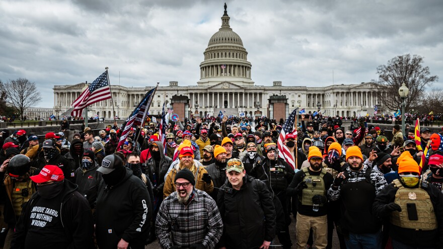Former President Donald Trump was impeached for inciting the insurrection at the U.S. Capitol on Jan. 6, but has been acquitted by the Senate.