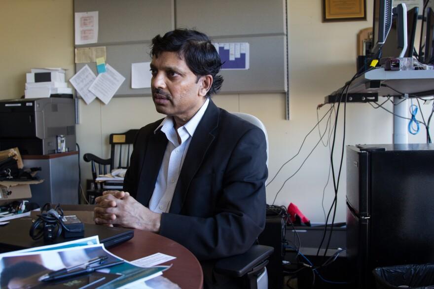 Professor Raj Rajkumar of Carnegie Mellon's College of Engineering believes that Uber's presence in Pittsburgh helps the city keep its graduates in the area.