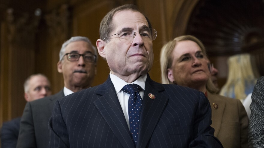 "House Judiciary Committee Chairman Jerry Nadler, D-N.Y., is one of four high-ranking Democrats to sign a letter to the FBI requesting an investigation into the actions of Li ""Cindy"" Yang."