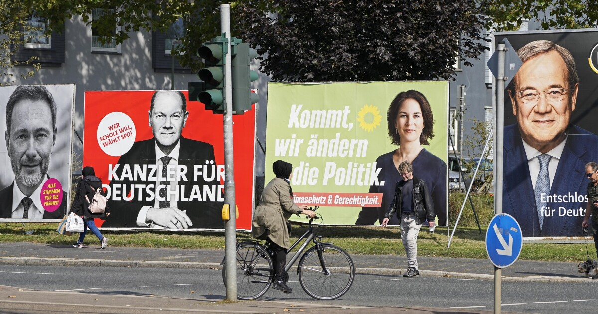 Germans Will Choose A New Government As Angela Merkel Steps Down As Chancellor