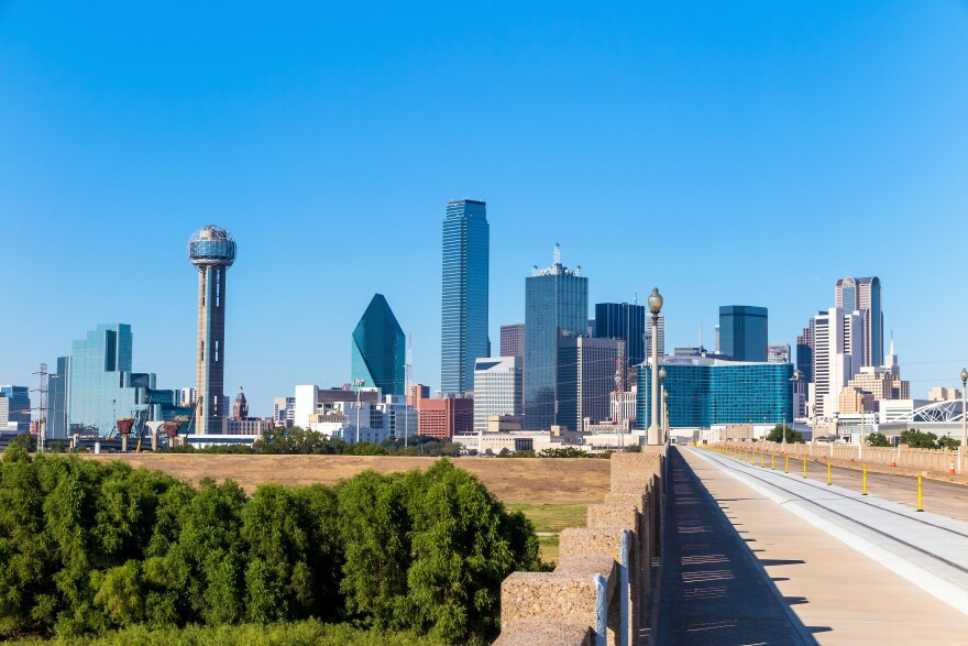 In the past month, Texas' most populous cities have been tallying their losses. Dallas' analysts are predicting that the current year's revenue will be at least $33 million below previous estimates.