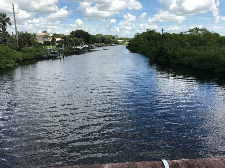 Sarasota waterway