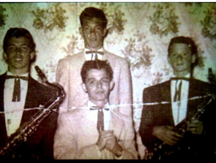 Larry Harlow's first band