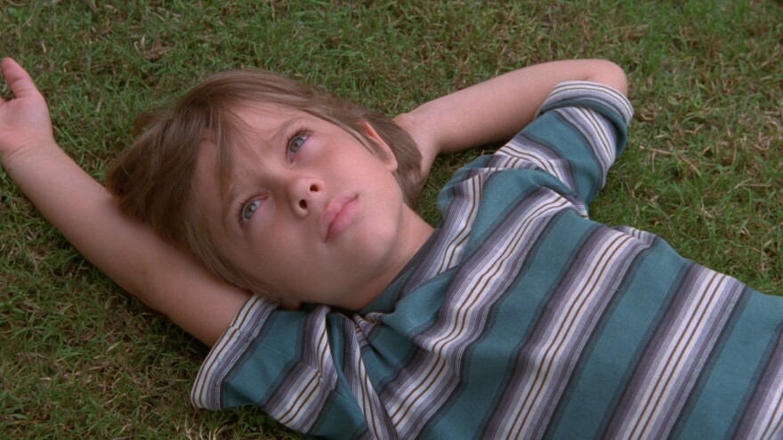 Ellar Coltrane, who plays Mason in <em>Boyhood</em>, was 6 years old when director Richard Linklater picked him for the role. Made over the course of 12 years, the film is David Edelstein's favorite of the year.